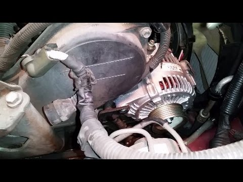 2000 lexus es300 alternator