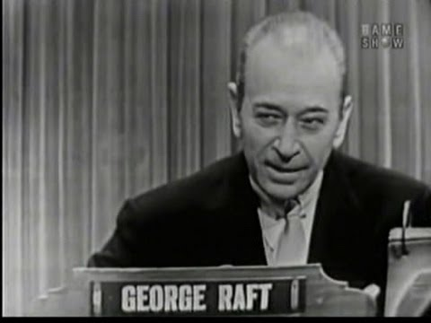 What's My Line? - George Raft (Nov 29, 1953)