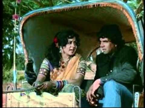Koi haseena jab rooth jaati   sholay (1975)   dharmendra   hema.