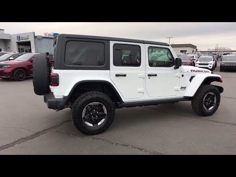 2018 Jeep Wrangler Unlimited Reno Carson City Northern Nevada