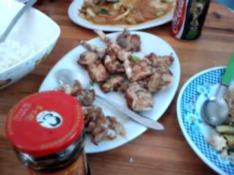 restaurant review - paradise restaurant kiribati