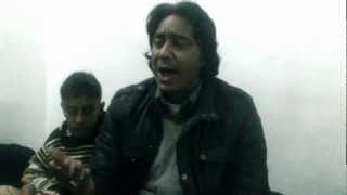 best kalam of asghar khan 2013 tujhe dekhna he wazoo mera