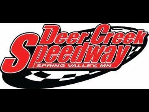 Dan Wheeler BMOD Glasses Cam at Deer Creek Speedway 08/18/18 Feature