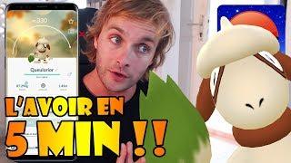 AVOIR QUEULORIOR EN MOINS DE 5 MIN & 40 PHOTOS !! - TUTO POKEMON GO