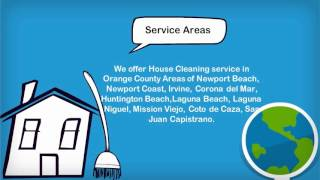 The Best Orange County House Cleaning Service