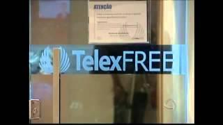 """TELEXFREE """"O ESCANDALO"""" Tv MT dia 13 03 2013 video 1"""