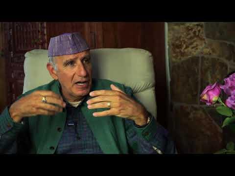 John Bergman Interview   Part 1