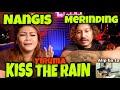 AUTO NANGIS.... ALIP BA TA, KISS THE RAIN - YIRUMA | REACTION | FINGER STYLE