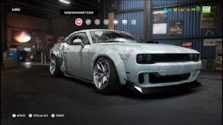Need for Speed™ Payback 11-12-2018 hidden car,abandoned car Location,porzucony samochod