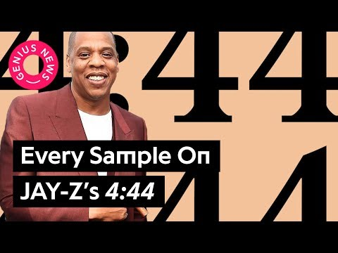 Every Sample Used on JAY-Z's '4:44' Album | HYPEBEAST
