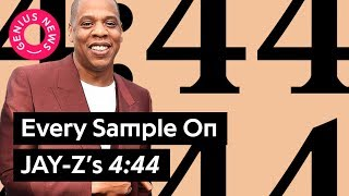 Every Sample On JAY Z S 4 44 Genius News