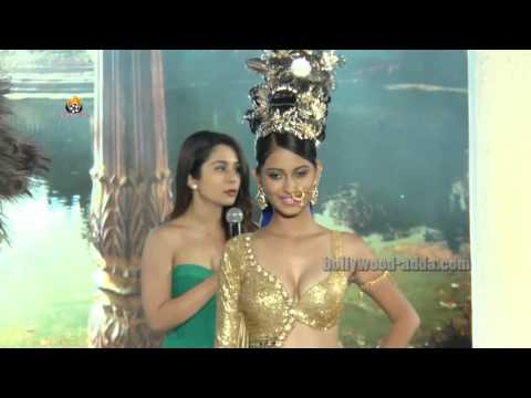 Fbb Femina Miss India 2016 - Karan Tacker - Arjun Bijlani Perform - Sub Contest 2016