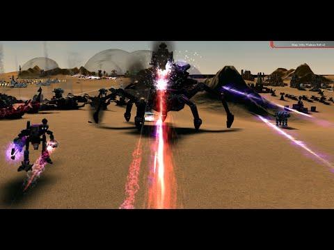 Special Summer Cast 5v5: Supreme Commander Forged Alliance Forever