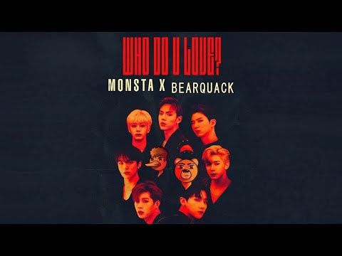 Who Do You Love By Monsta X Lyrics
