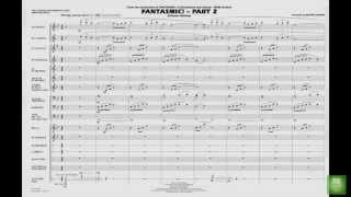 Fantasmic! - Part 2 (Princess Medley) arr. Michael Brown