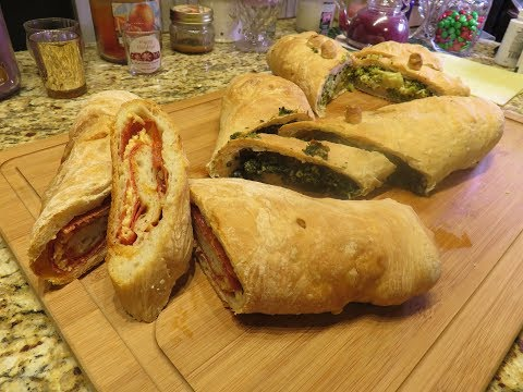 Cooking with Kenshin1913: Stuffed Breads