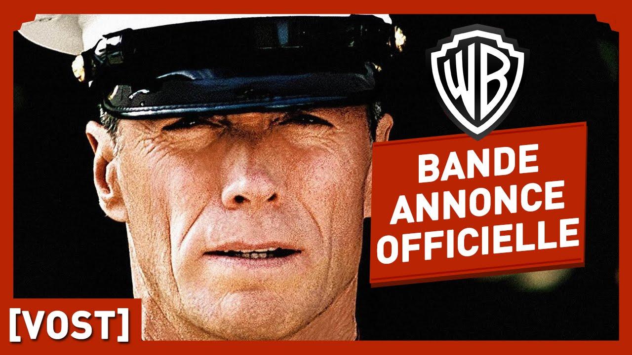 Le Maitre de Guerre - Bande Annonce Officielle (VOST) - Clint Eastwood
