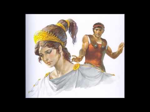 L'ultimo colloquio fra Enea e Didone - Eneide IV, 296-315