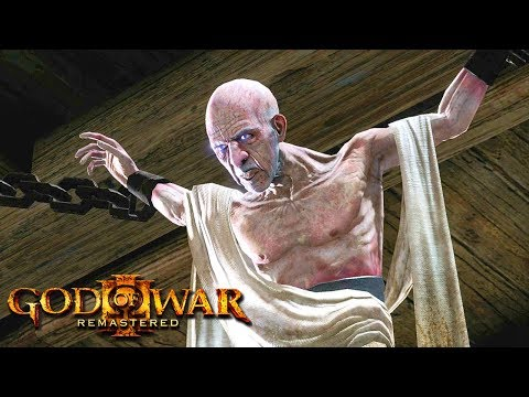 GOD OF WAR 3 - #14: Criador Do Labirinto - Dédalo (Legendado PT-BR)