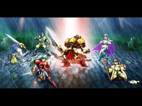 Guardian Heroes Rough and Ready Extended
