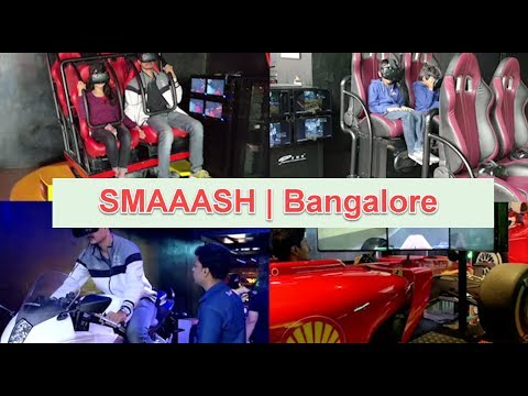 SMAAASH   Can't Stop Playing   Bangalore   Runa's Diary