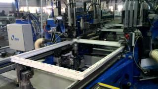 Изготовление окон на заводе Osnova