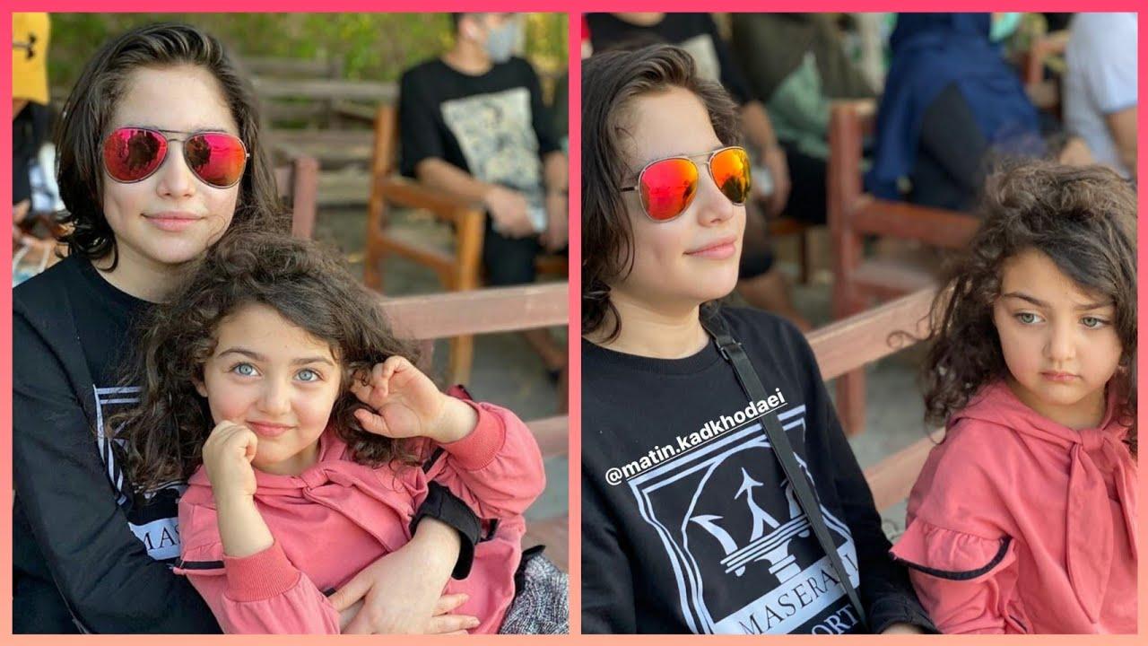 Anahita Hashemzadeh Beautiful Videos With Her Cousin Matin   Anahita Family   Anahita Hasheminejad