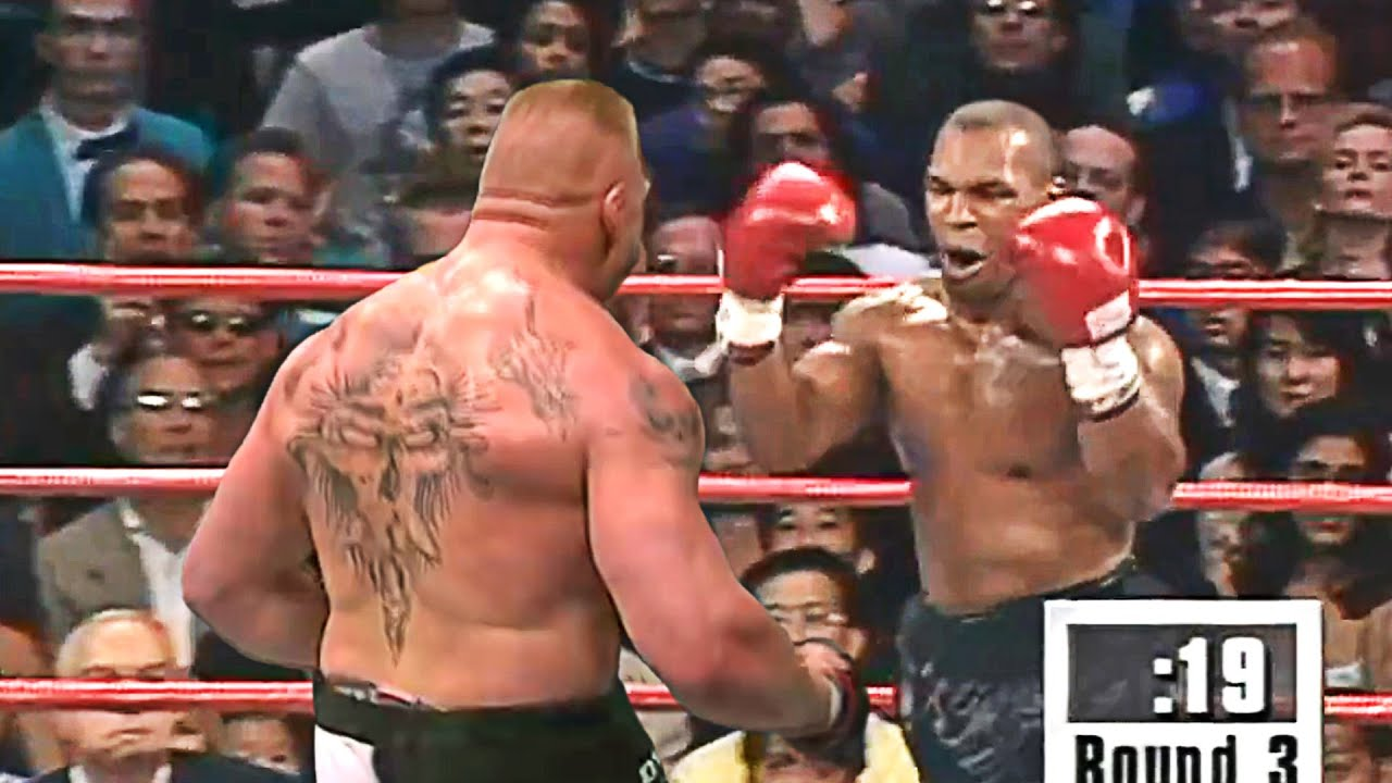 Download When Mike Tyson Loses Control in His Main Boxing Confrontation
