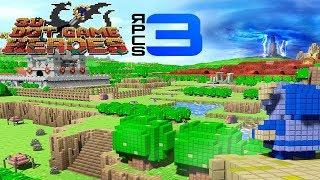 3D Dot Game Heroes - RPCS3 TEST 2 (Playable?)