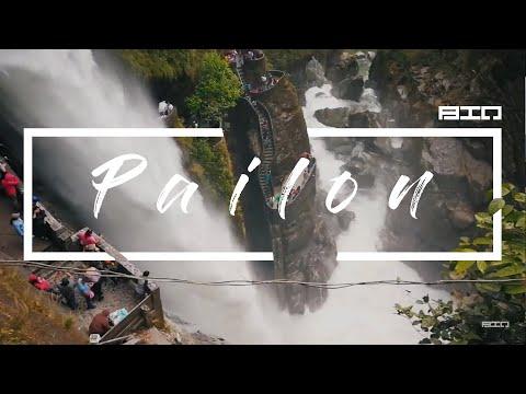Ecuador Travel Vídeo :Pailon Del Diablo