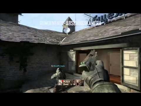 BO2: Standoff over the wall ll Clip + Edit w/ reaction (First inP4)
