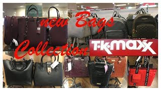T K MAXX || NEW BAGS COLLECTION || WITH PRICES