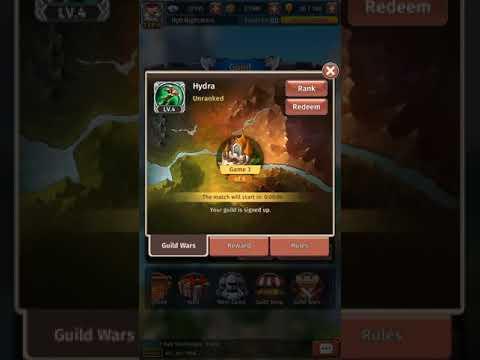 Hyper Heroes Hydra Guild War