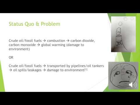 Iresh Algae Biofuels Individual Explanatory Video