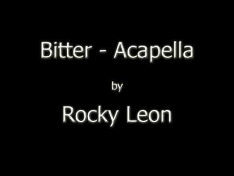 Клип Rocky Leon - Bitter Acapella