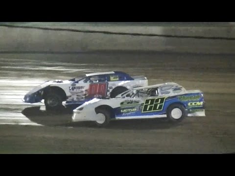 Street Stock Feature | Eriez Speedway | September Sweep | 9-24-16