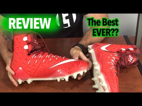 Nike Zoom Force Savage Elite TD | Review. Lineman Football