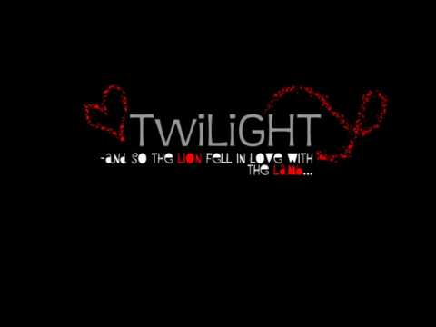 Twilight OST - The Lion Fell In Love With The Lamb - Carter Burwell