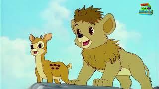 Hindi Cartoon for Kids Simba The Lion King Animated Movies Full Movie WowKidz Movies