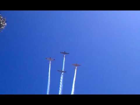 Memorial Day Flight 2012