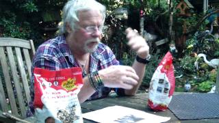 Autumn, Winter Seasonal Bird Food Recipe - and why it