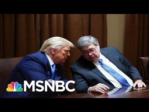 Chris Hayes Explains How Trump Is Using DOJ To Manufacture Voter Fraud Scandal   All In   MSNBC