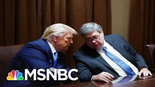 Chris Hayes Explains How Trump Is Using DOJ To Manufacture Voter Fraud Scandal | All In | MSNBC