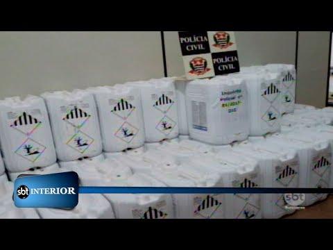Homem é preso por receptação de produtos agrícolas em Rio Preto