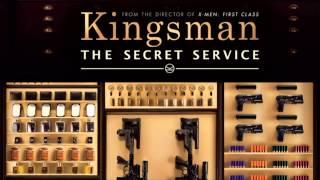 """Kingsman The Secret Service """"Skydiving"""" Soundtrack / Song"""