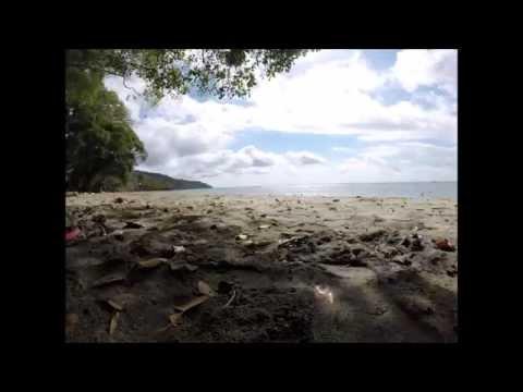 Timelapse plage des 3 baobab Mayotte