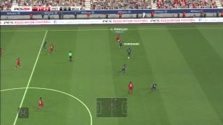 PES 2014 - Portugal Vs Manchester United - Gameplay [HD]