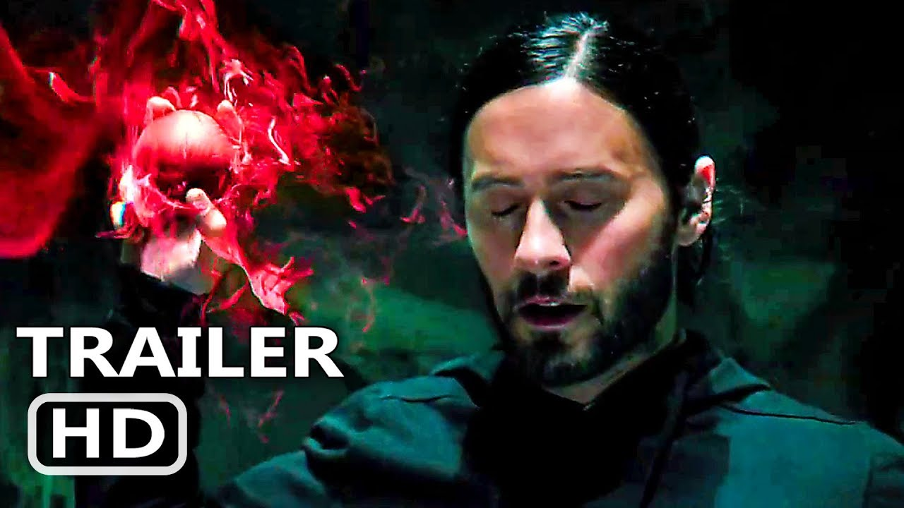 MORBIUS Trailer Brasileiro DUBLADO (2020) SPIDER-MAN Saga - YouTube