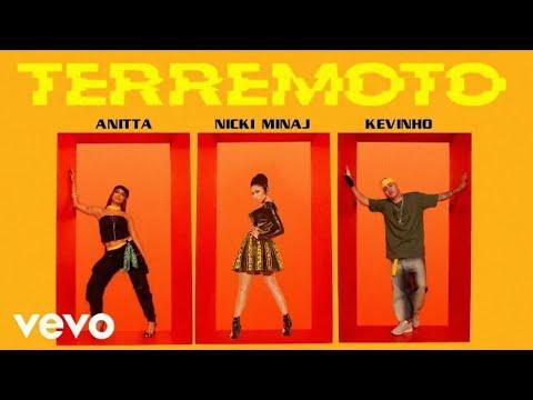 Anitta - Terremoto Feat Kevinho & Nicki Minaj  Remix