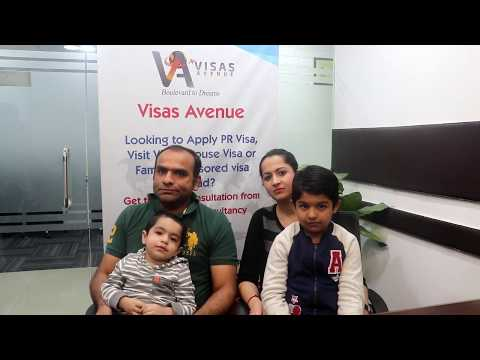 Visas Avenue Client Review Who Successfully Obtained Canada PR